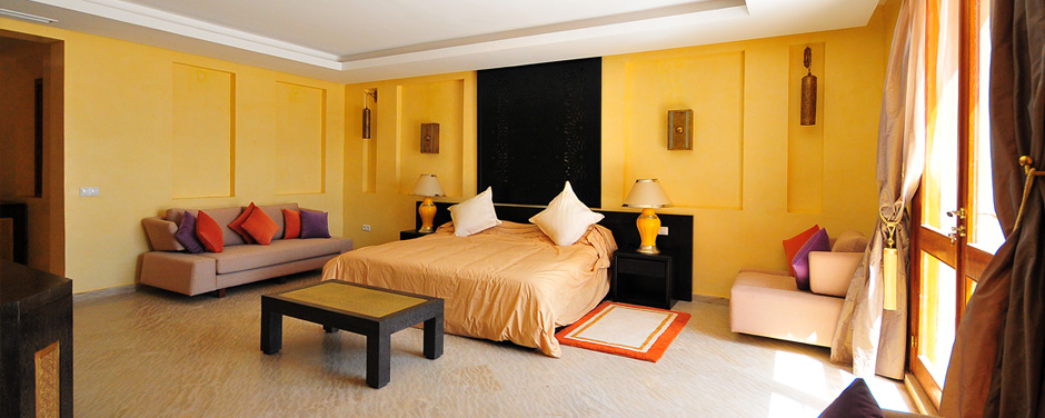 Master suite 1 - Oasis Bab Atlas Marrakech
